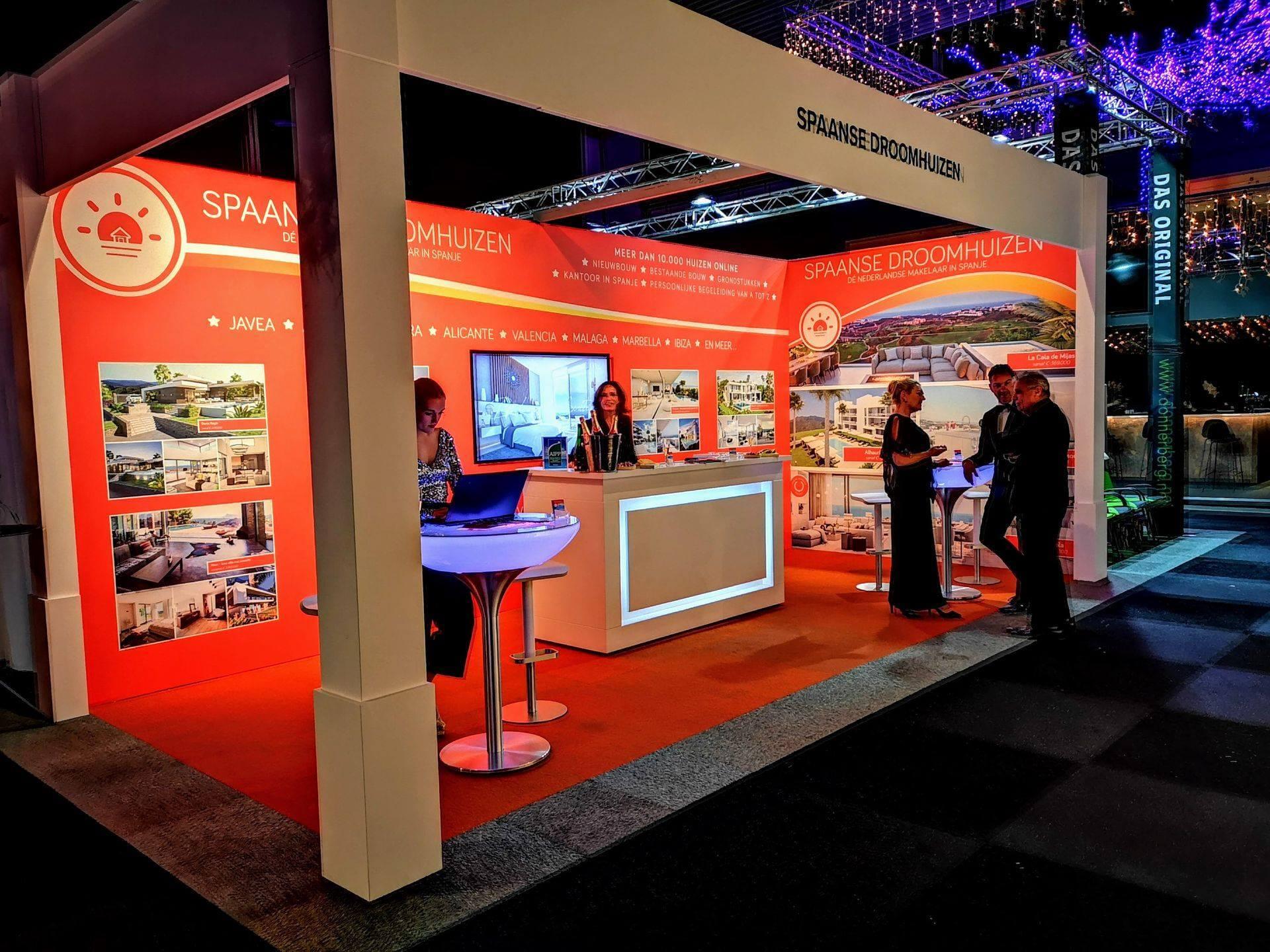 Masters Expo Beurs - Makelaar Valencia