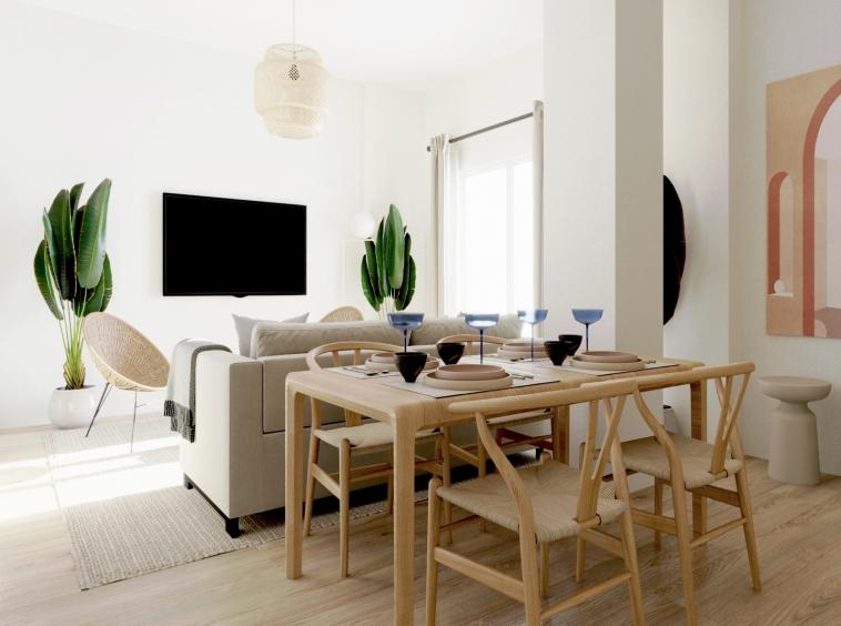 appartement huren valencia- korte termijn huur in valencia