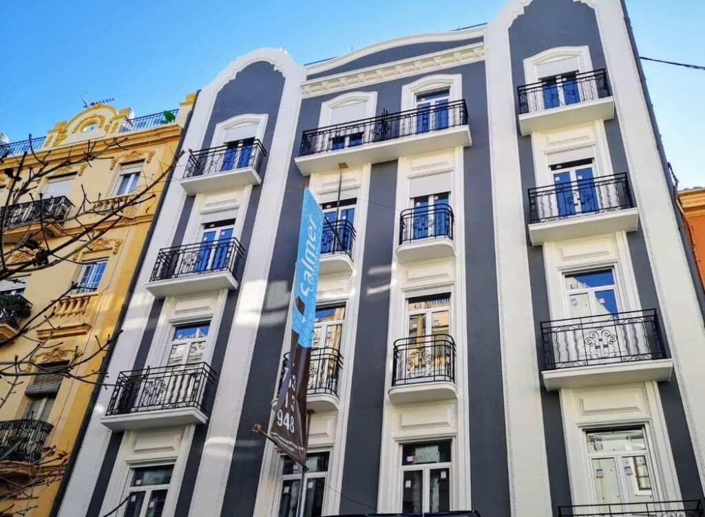 Ruzafa - nieuwbouw valencia