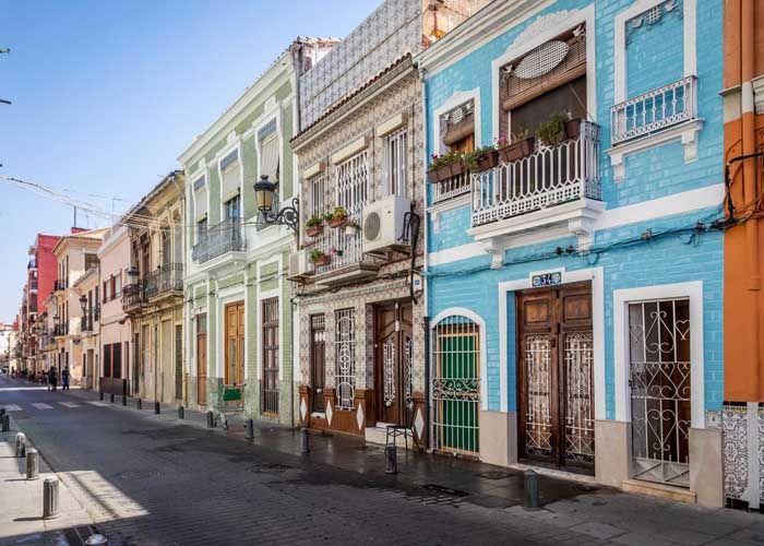airbnb cabanyal valencia