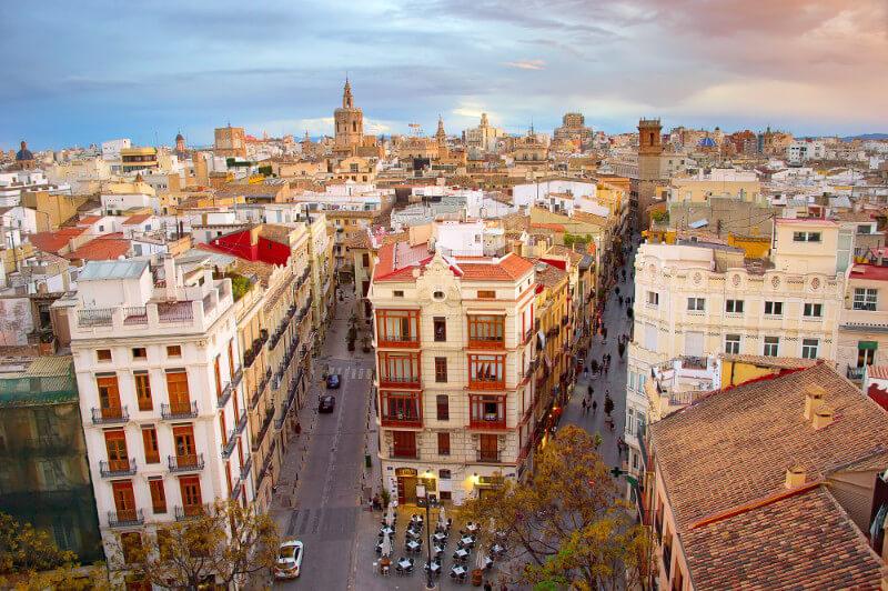 valencia stad