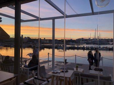 restaurant duna puerto in valencia