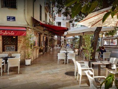 restaurant infanta in valencia